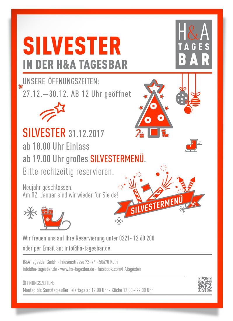 Köln Restaurant, Silvester in Köln,Öffnungszeiten über die Feiertage,