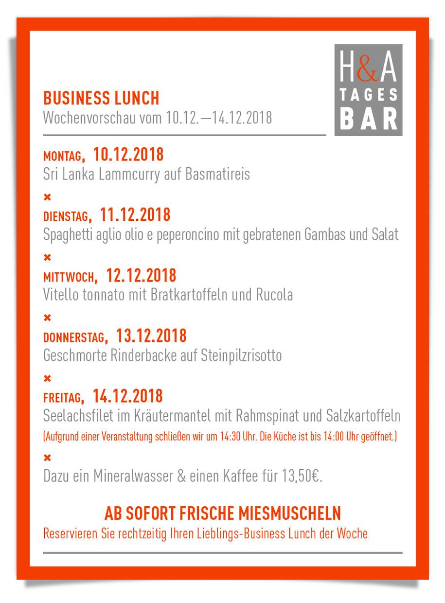 #businessLunch #tagesbar #restaurant #cafe #weinbar #mittagskarte #dinner #lunch