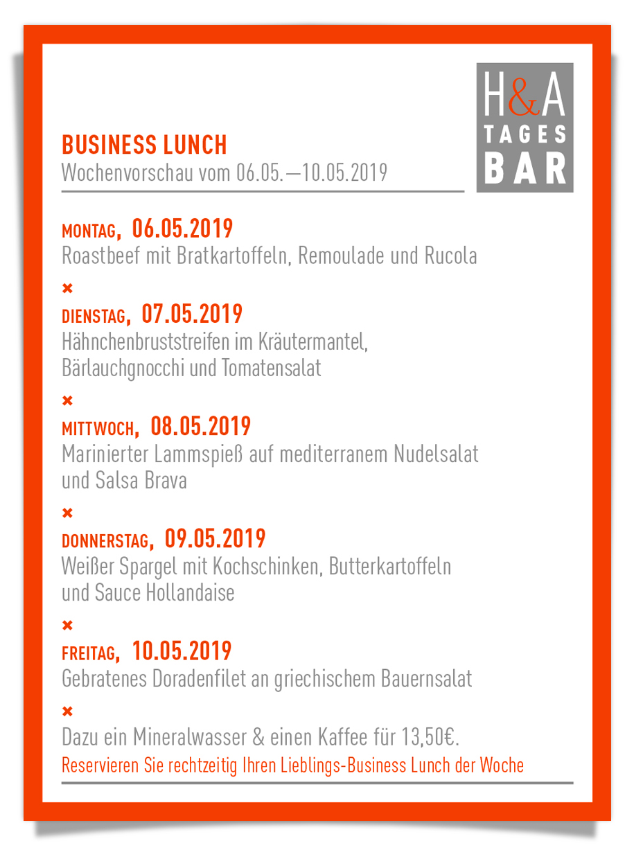 #businessLunch, #tagesbar, #restaurant, cafe weinbar, mittagskarte und dinner am Friesenplatz