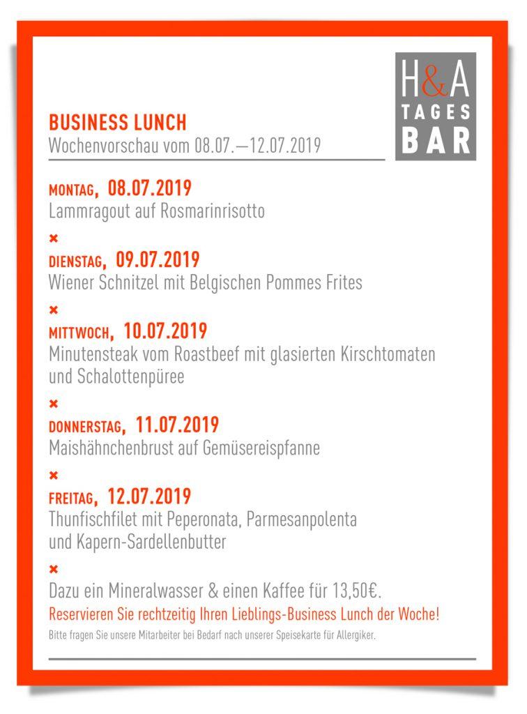 Restaurant mit Mittagskarte, Business Lunch In Köln am Friesenplatz, Die Tapas Bar und Weinbar