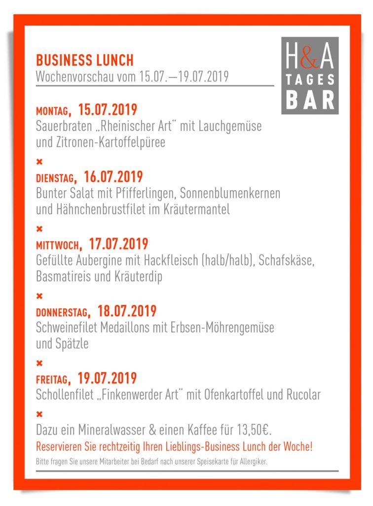 Restaurant, Speisekarte, Weinbar, die Tapasbar mit Mittagskarte und Business Lunch am Friesenplatz in Köln,