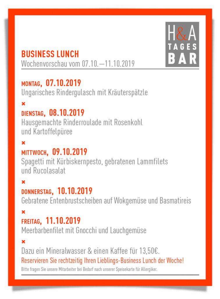 #businessLunch #tagesbar #restaurant #cafe #weinbar #mittagskarte #dinner #lunch #colognefoodguide #foodguide #koeln #köln #tapas