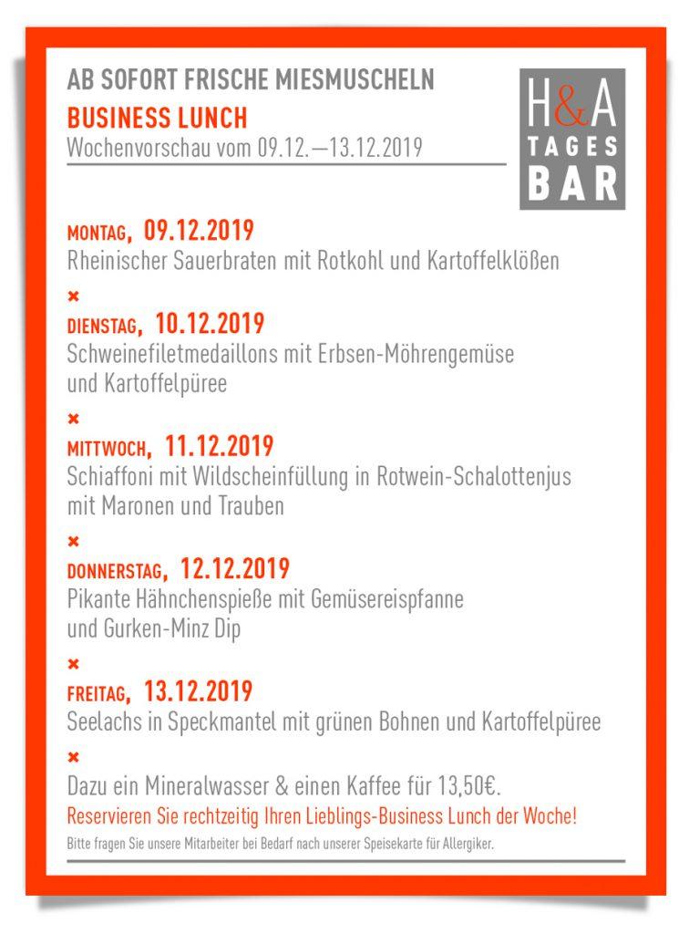Die Tagesbar mit MIttagskarte am Friesenplatz, Restaurant und Tapas Bar in Köln, Cologne Tapas Bar,