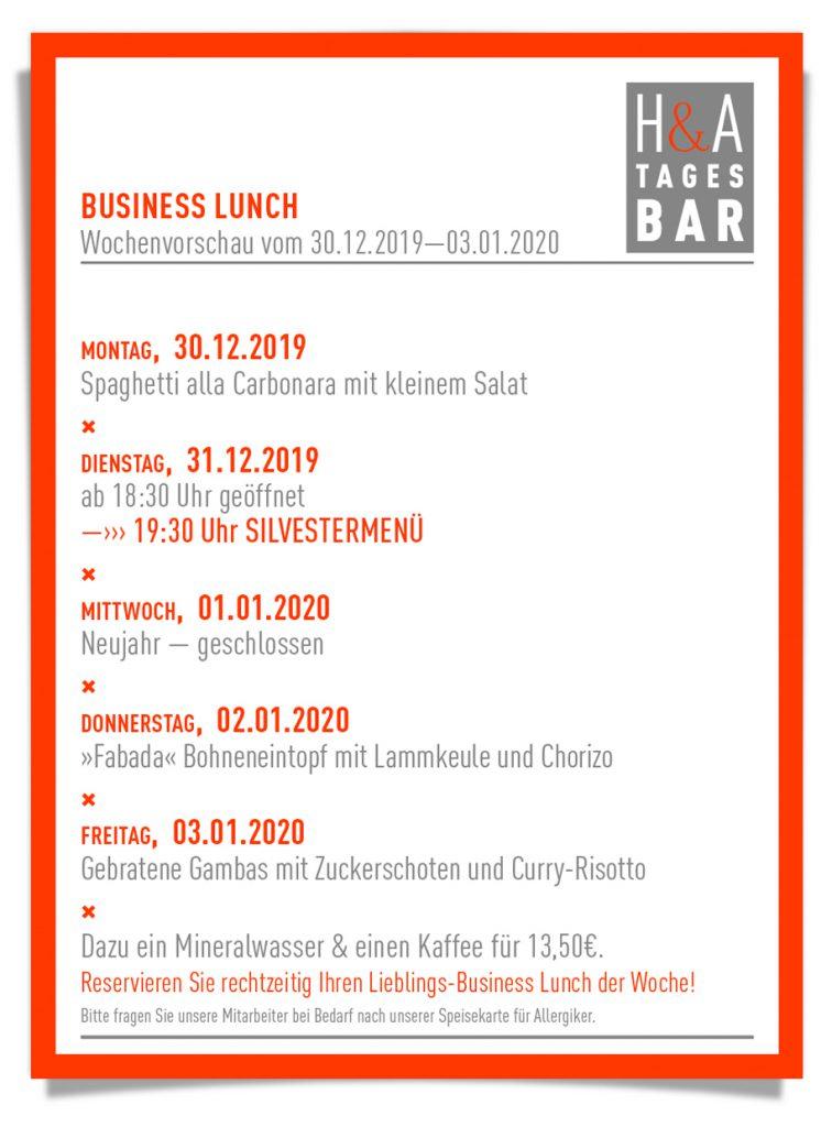 #businesslunch #tagesbar #restaurant #bar #weinbar #mittagskarte #frohesNeuesJahr #happyNewYear #köln #cologne #koeln