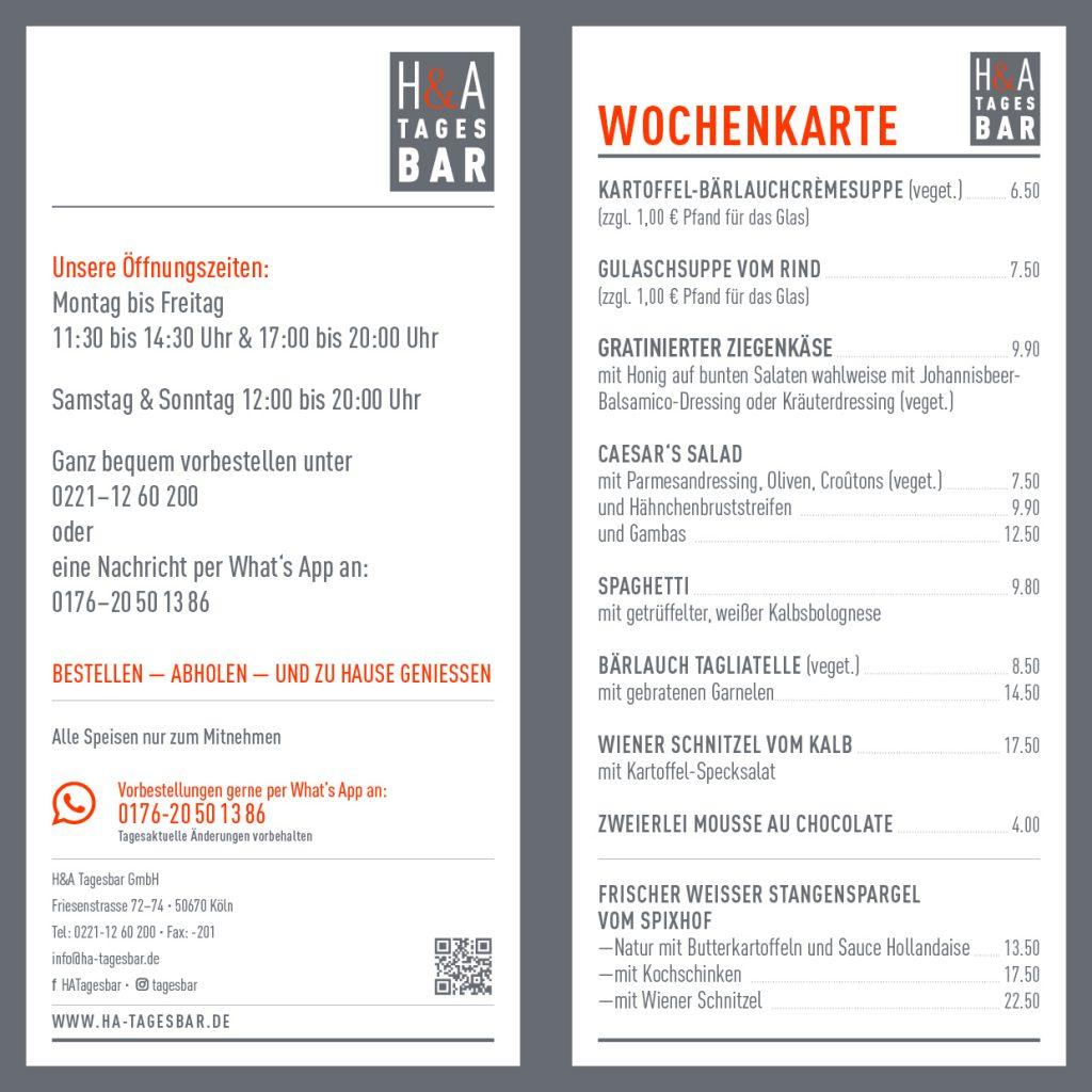 Spargelzeit in der H&A Tagesbar, Spixhof in Dormagen, Kartoffeln und Sauce Hollondaise, Kochschinken oder Wiener Schnitzel