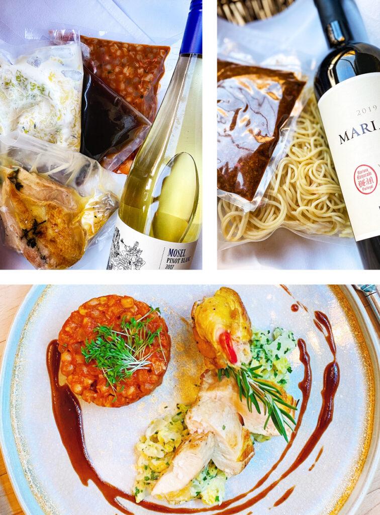 Foodspecial in der Tagesbar, Restaurnat und Tapasbar geöffnet in der Coronazeit zum Abholen