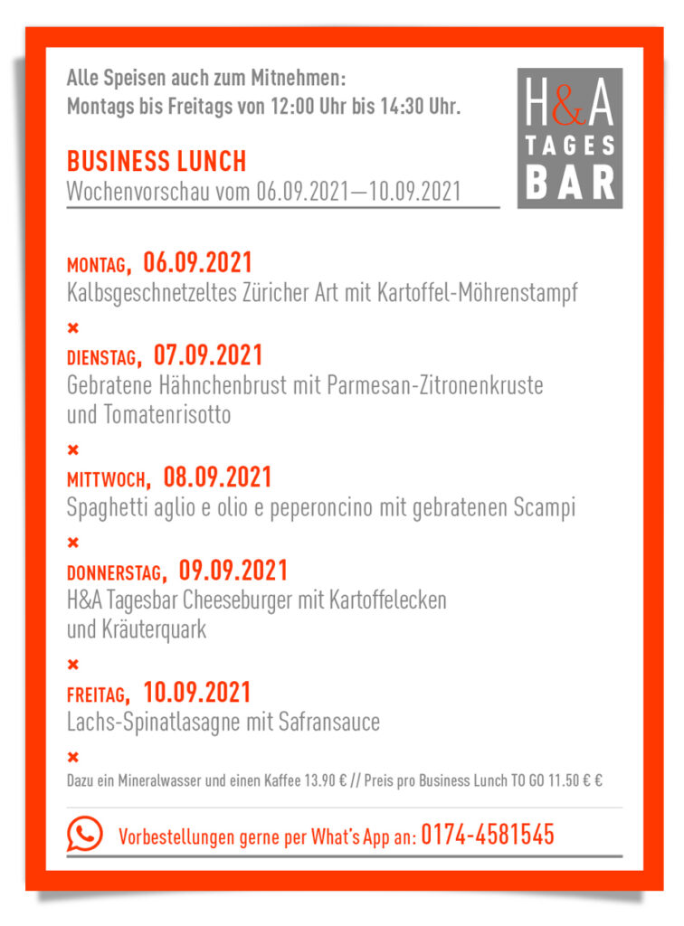 Der Business Lunch in Köln, Cologne Food am Friesenplatz in der Tapasbar, Tapasbar am Ring